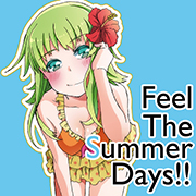Feel The Summer Days!! feat.GUMI