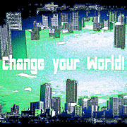 Change your world! (feat. GUMI)