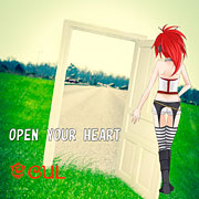 Open Your Heart feat.CUL